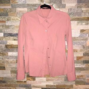 Hugo Boss pink women shirt